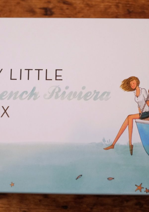 Review: My Little French Riviera Box