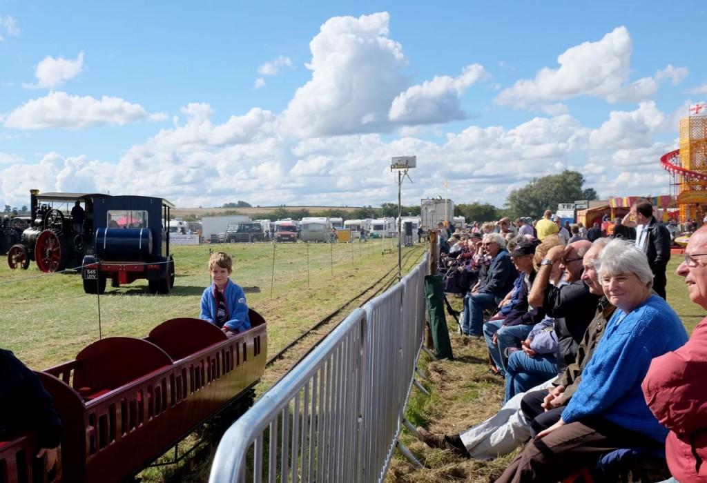 Haddenham Steam Rally