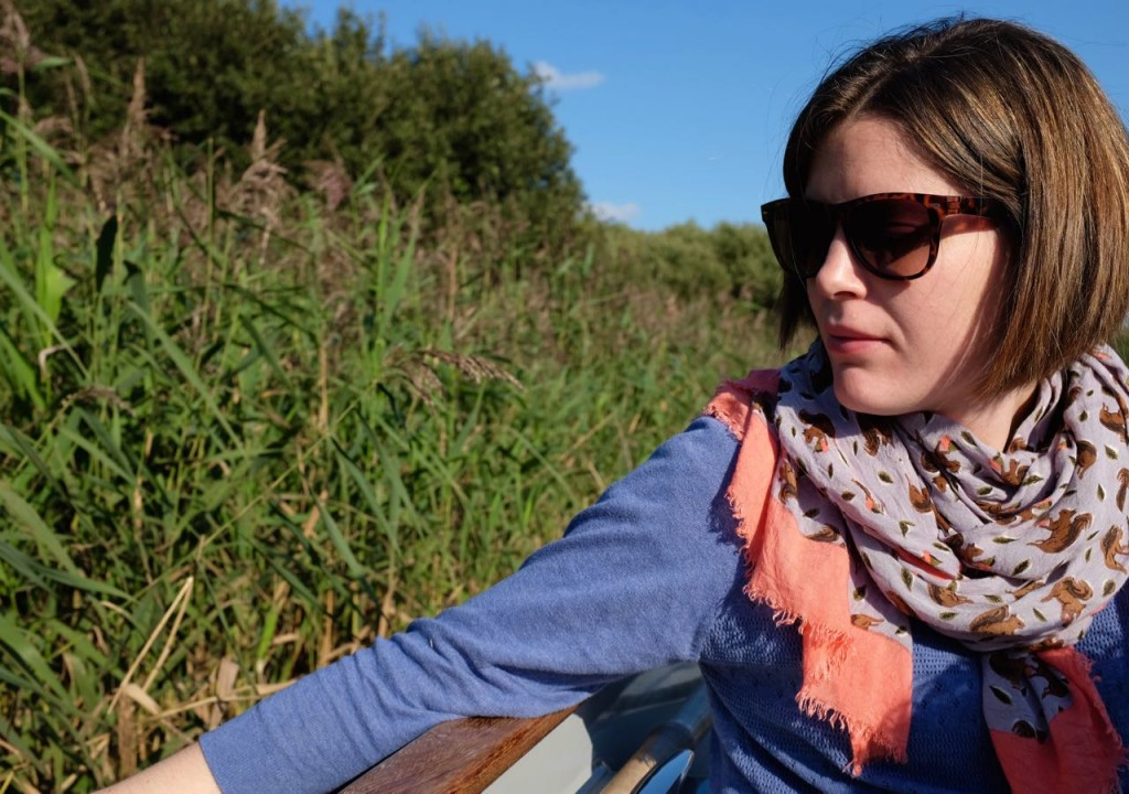 Wicken Fen boat trip