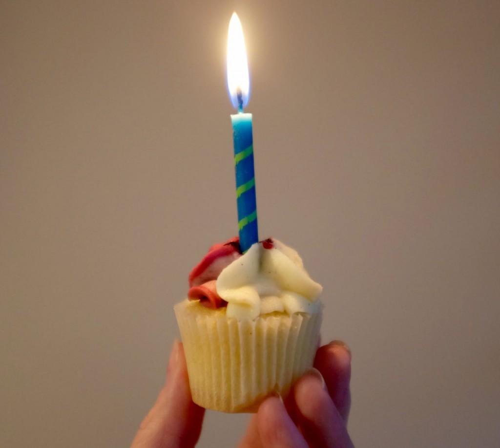 Marmalade Pie's first birthday