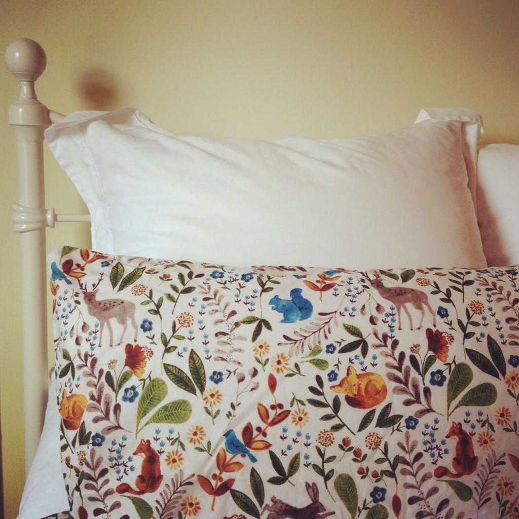 George bedding