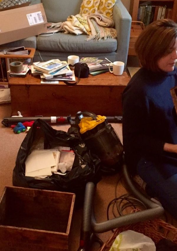 Decluttering our lives