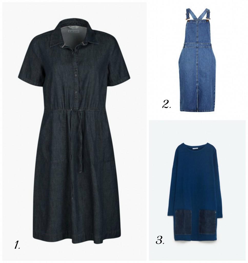Denim dresses