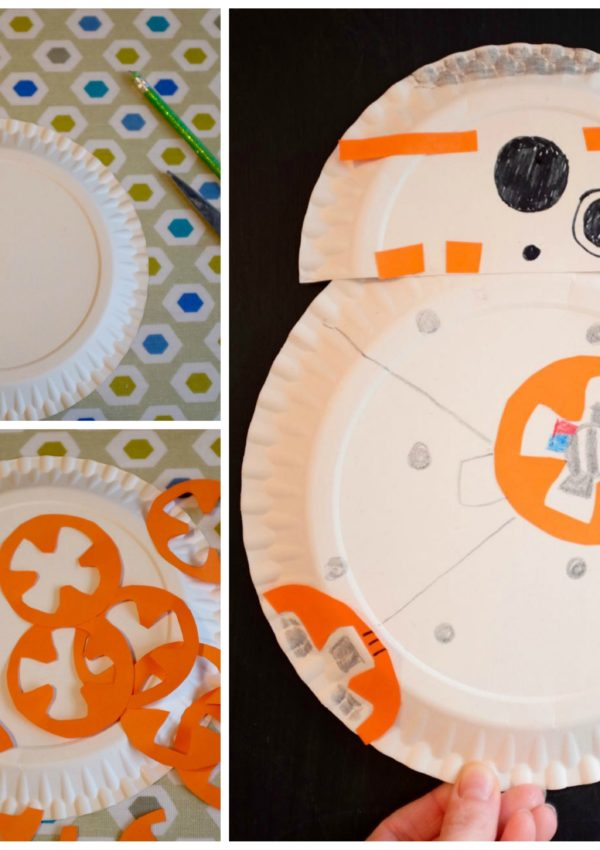 Inspiring ideas for a Star Wars party