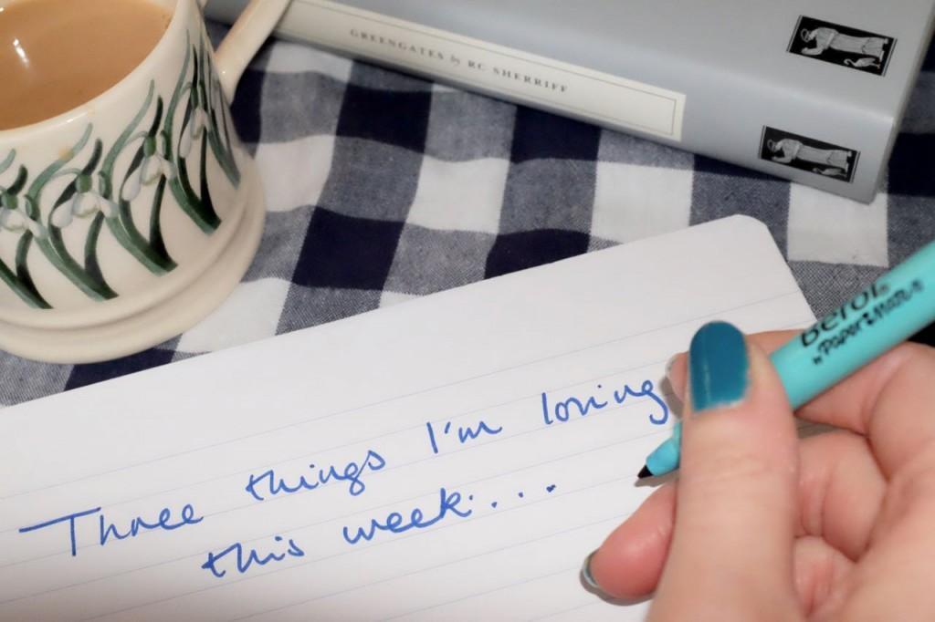 Berol handwriting pen