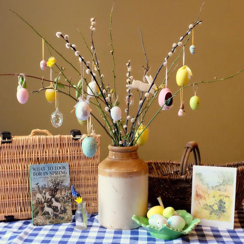 Marmalade Pie Easter Egg tree