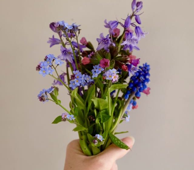 Spring Posy for May Day