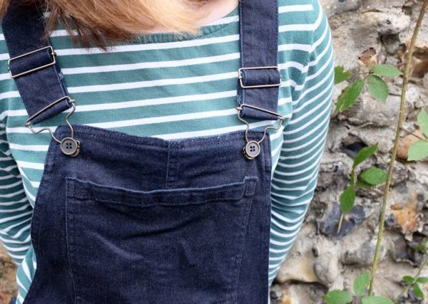 The perfect dungarees