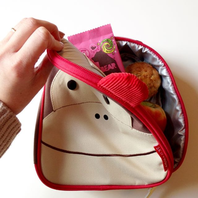 Yo yo bear lunch box
