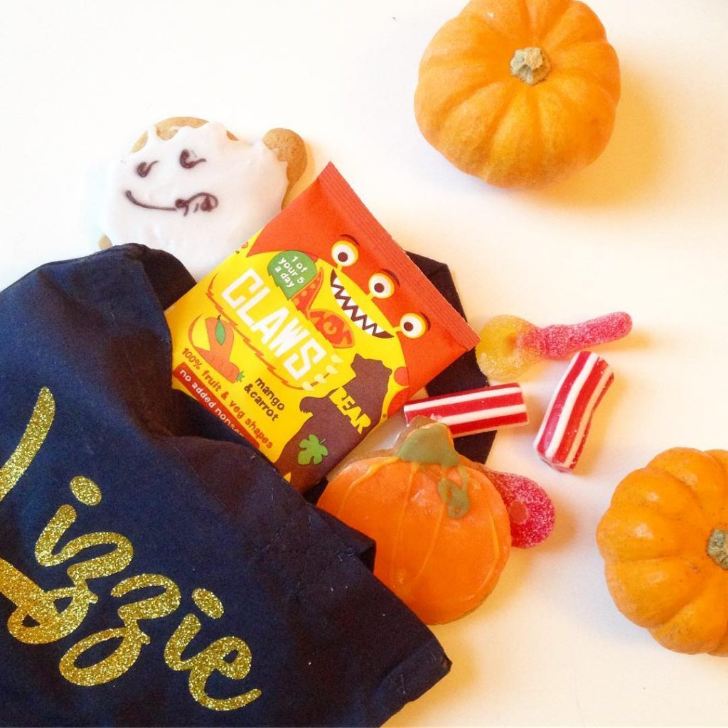 Halloween fun with BEAR nibbles