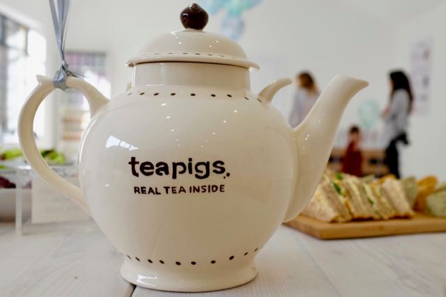 Teapigs 10th birthday party