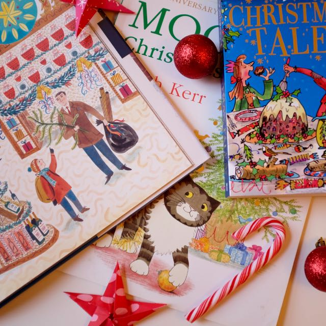 Favourite children's Christmas books
