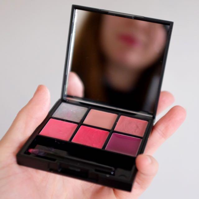 Boots Seventeen makeup