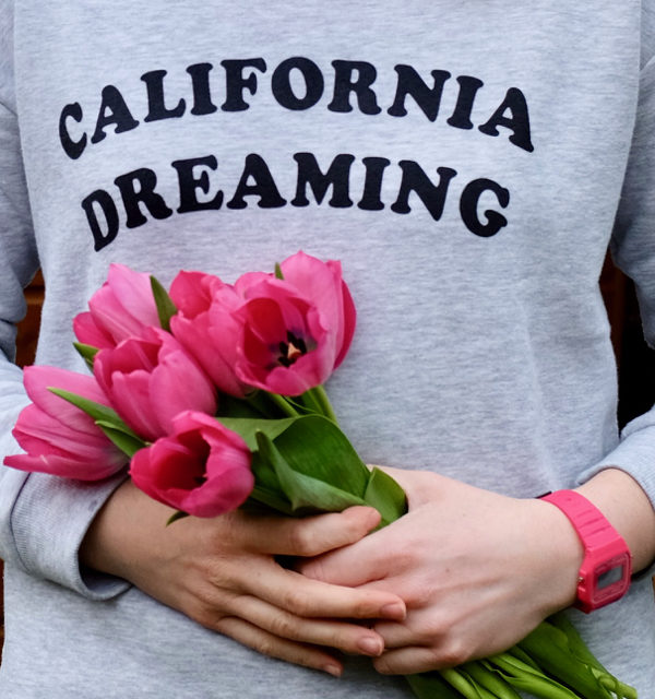 Life lately: California dreaming and a bit of escapism