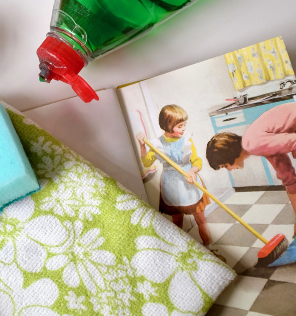 Five quick spring cleaning jobs to boost your happiness