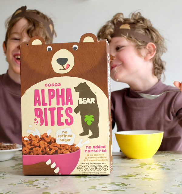 Keeping your little cubs occupied over the holidays – with BEAR Alphabites