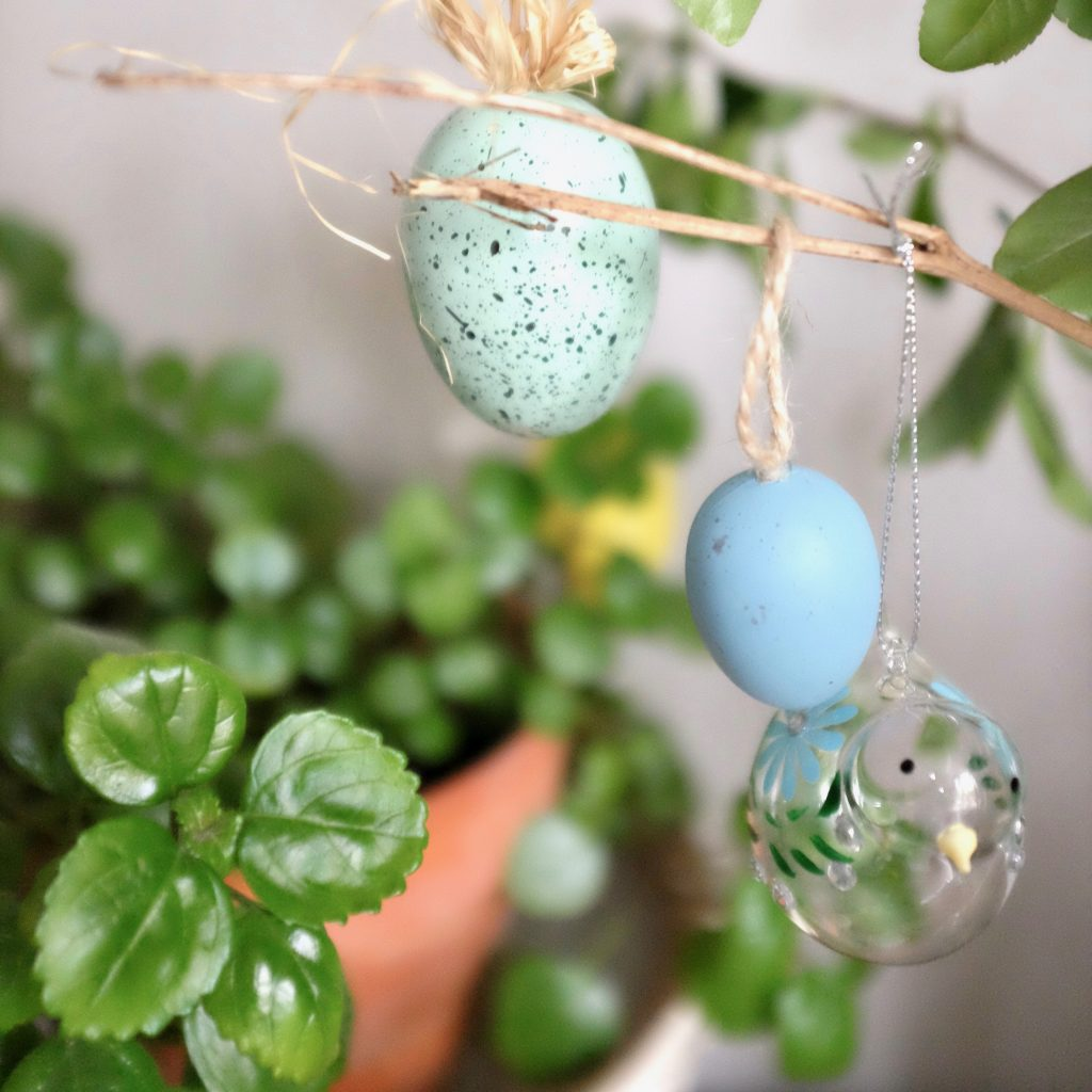 Easter styling for your home