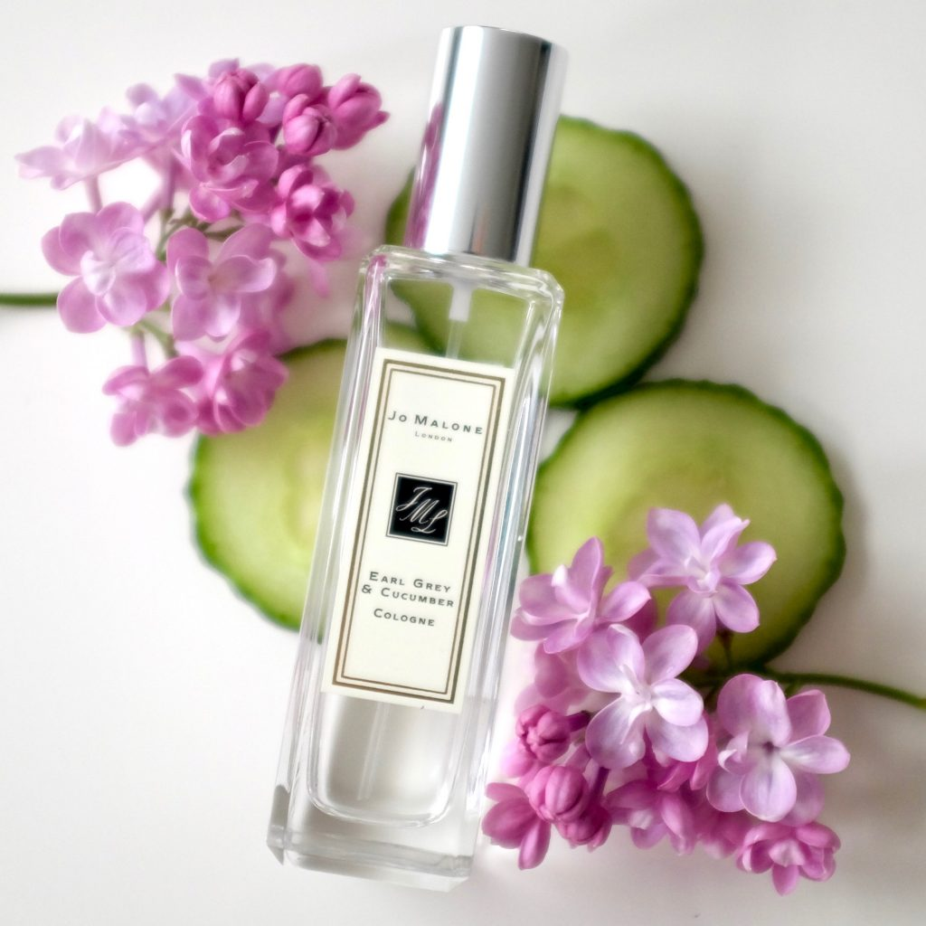 Jo Malone Earl grey and cucumber cologne