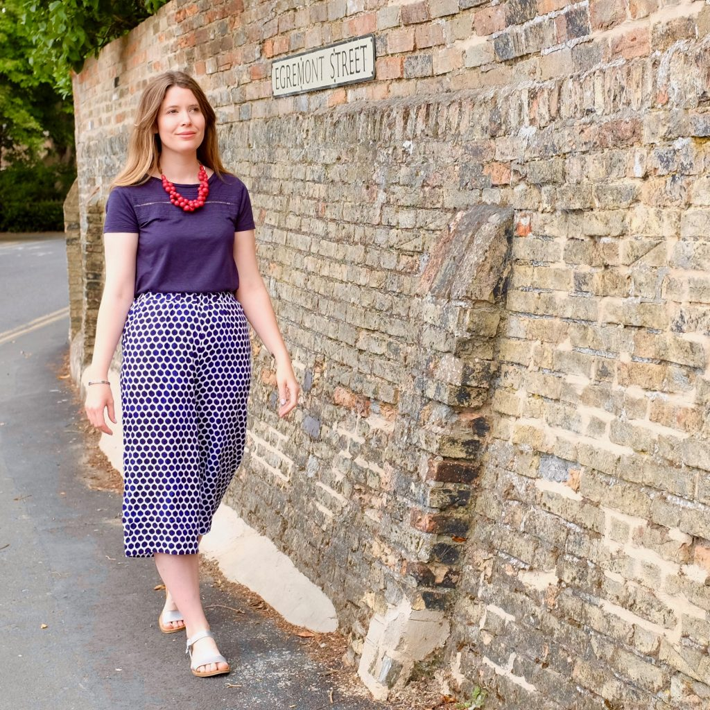 Culottes, would you could you?