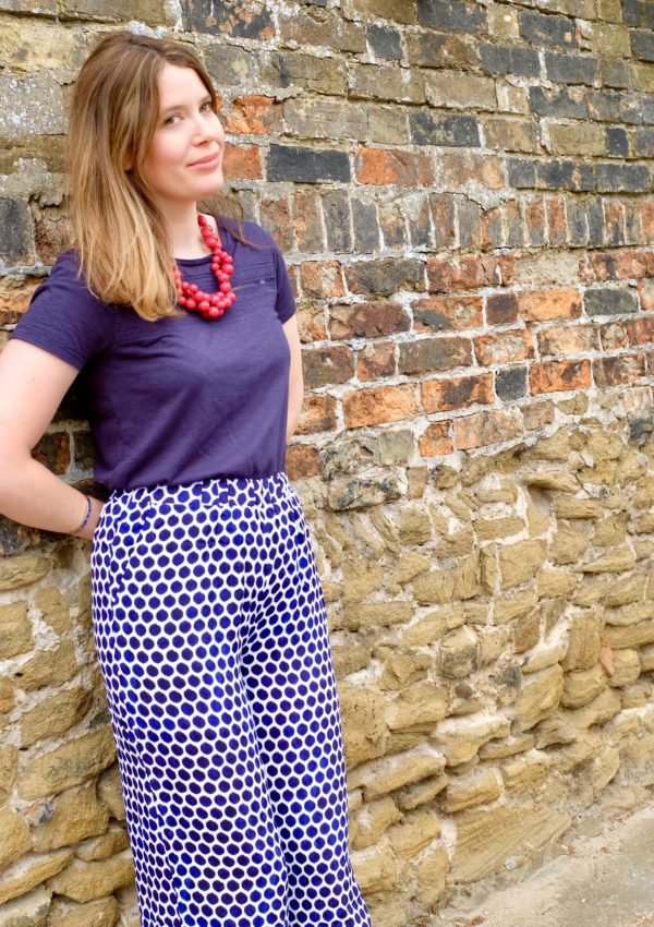 Culottes…and a lesson in self-confidence