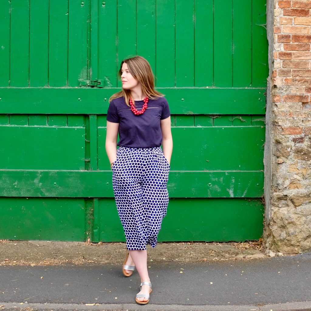 Culottes, could you, would you?