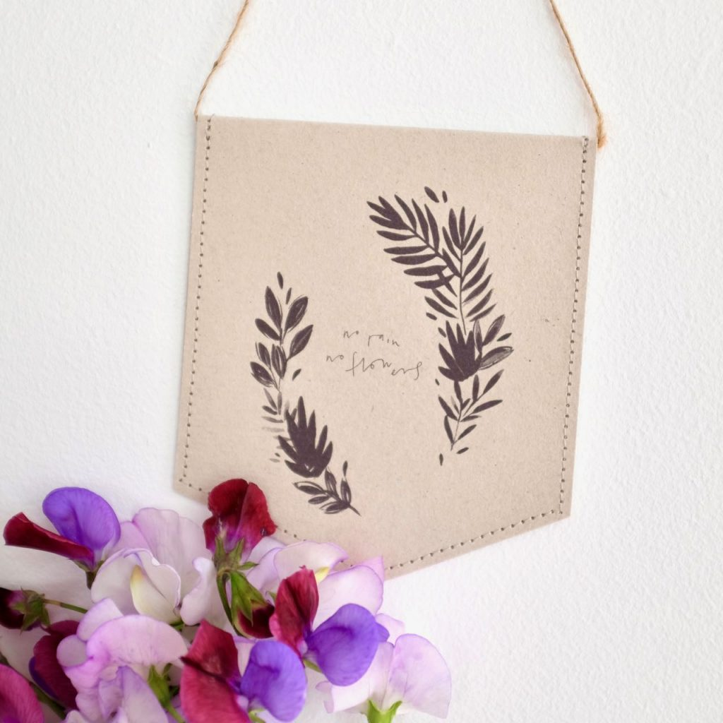 Home Notes for July: garden flowers