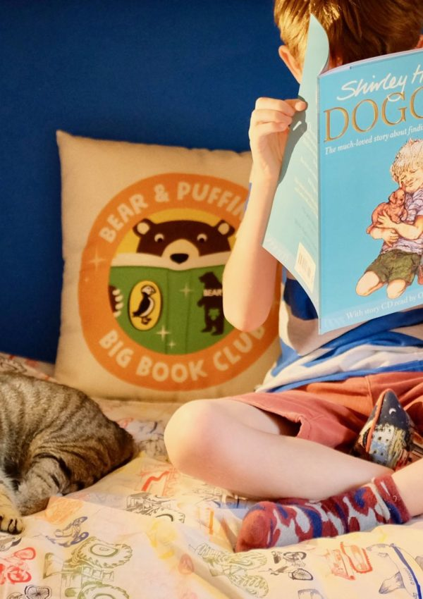 Get reading this autumn with BEAR and Puffin's Big Book Club
