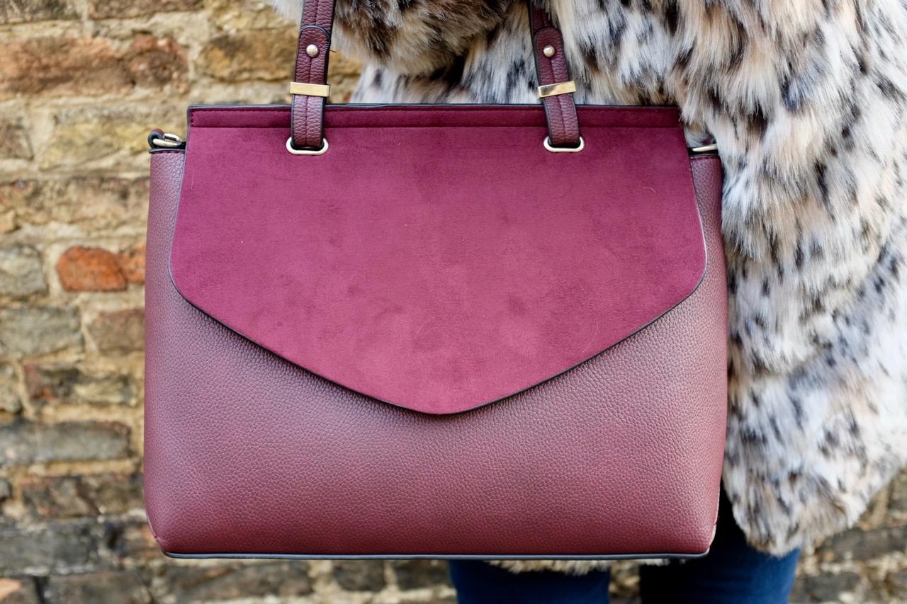 New Look Satchel bag