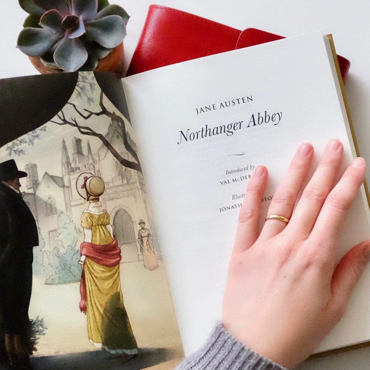 Northanger Abbey, Folio Society edition