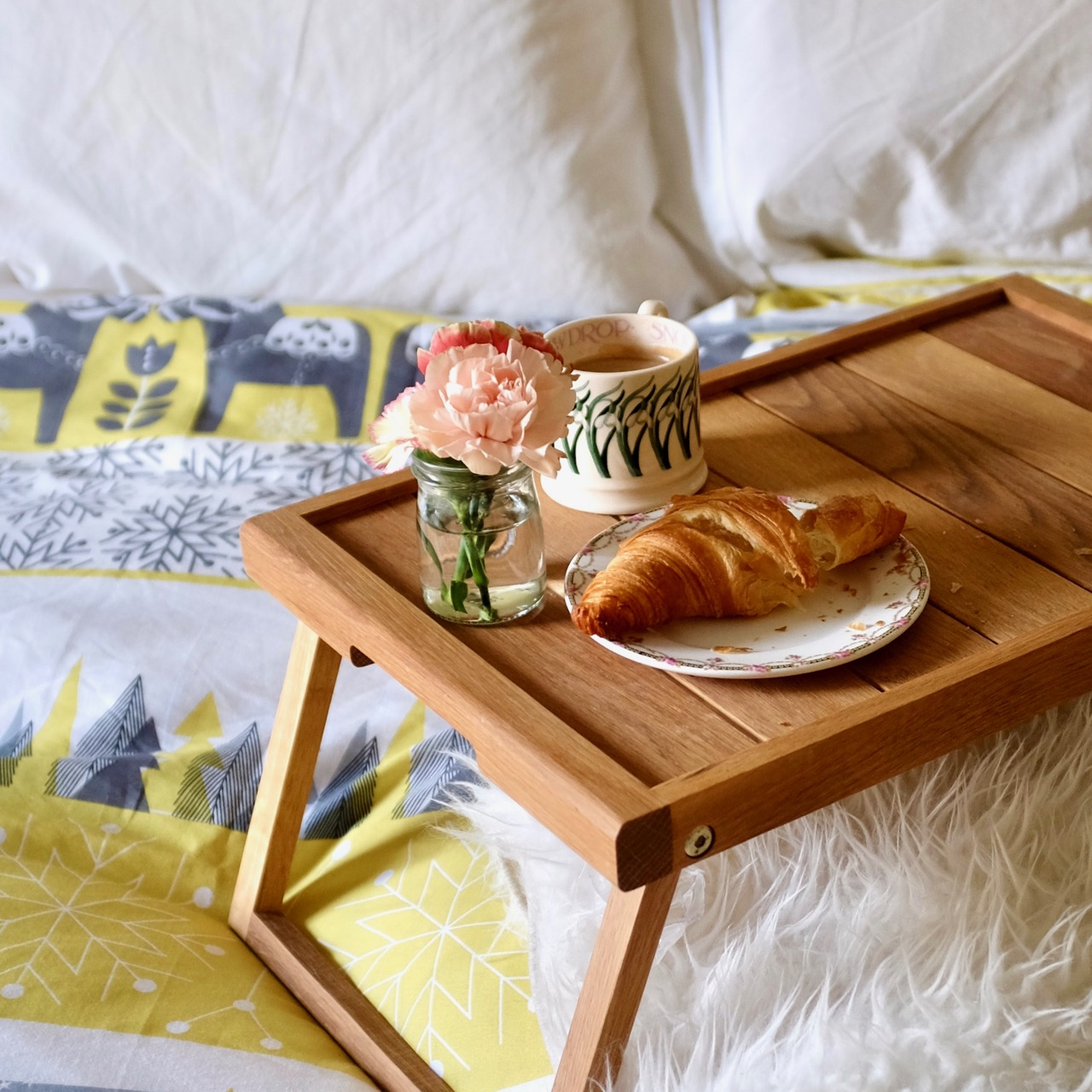 Scandi inspired winter bedding by George Home
