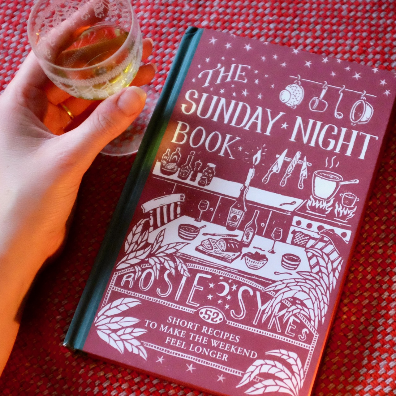 The Sunday Night Book by Rosie Sykes