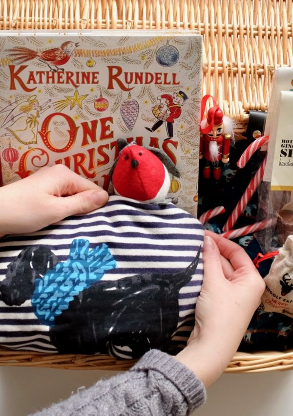 Creating new traditions with a Christmas Eve Box