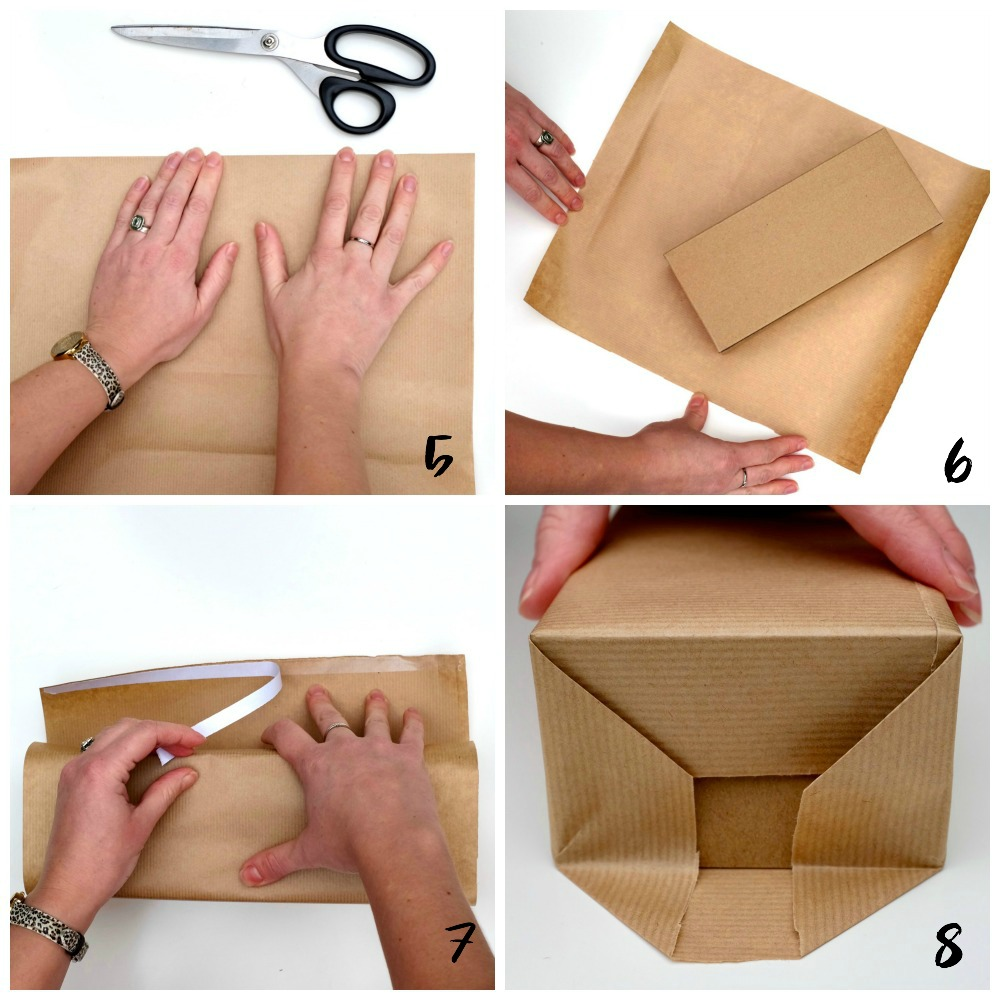 Emily Bradley, Bear Cub Creative: tips for wrapping