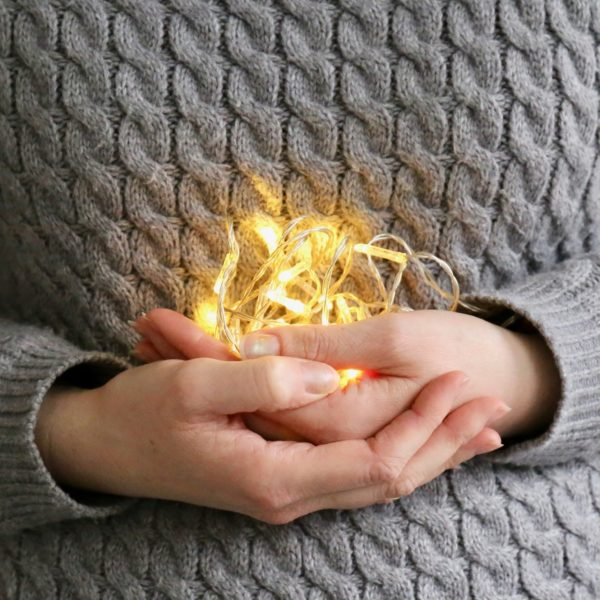 5 Reasons you should keep your fairy lights up all winter