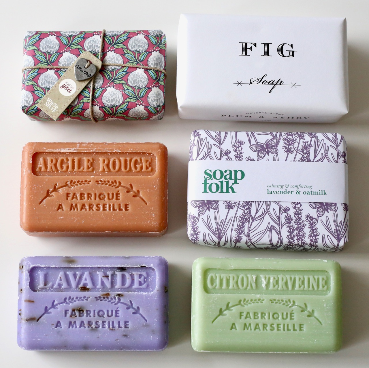 Living more thoughtfully: use traditional soap