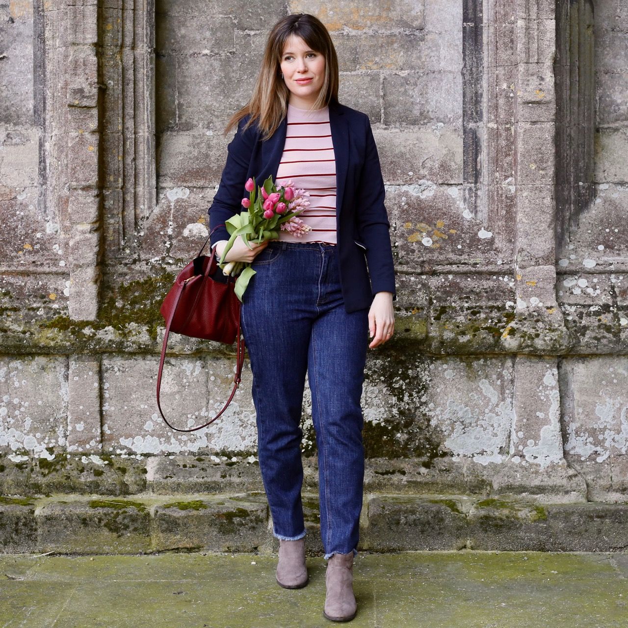 Can a mum wear mom jeans?