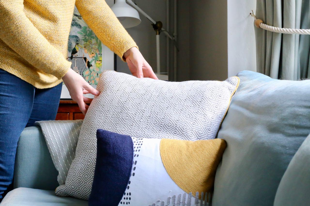 Sainsbury's home Helsinki cushions