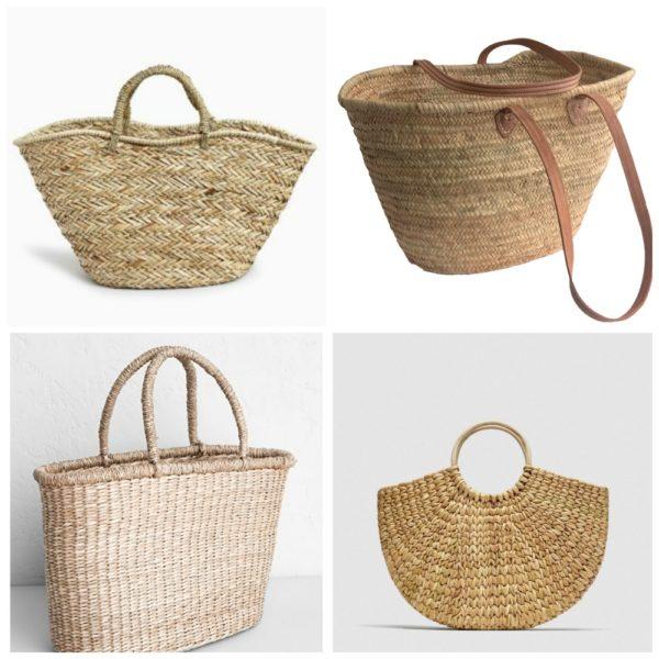 Classic market bag