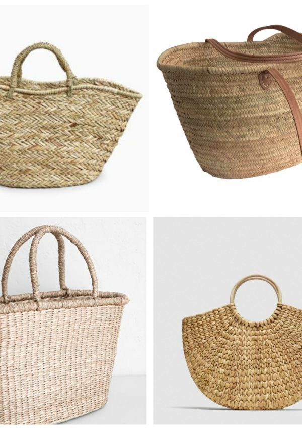 A basket for every day of the week
