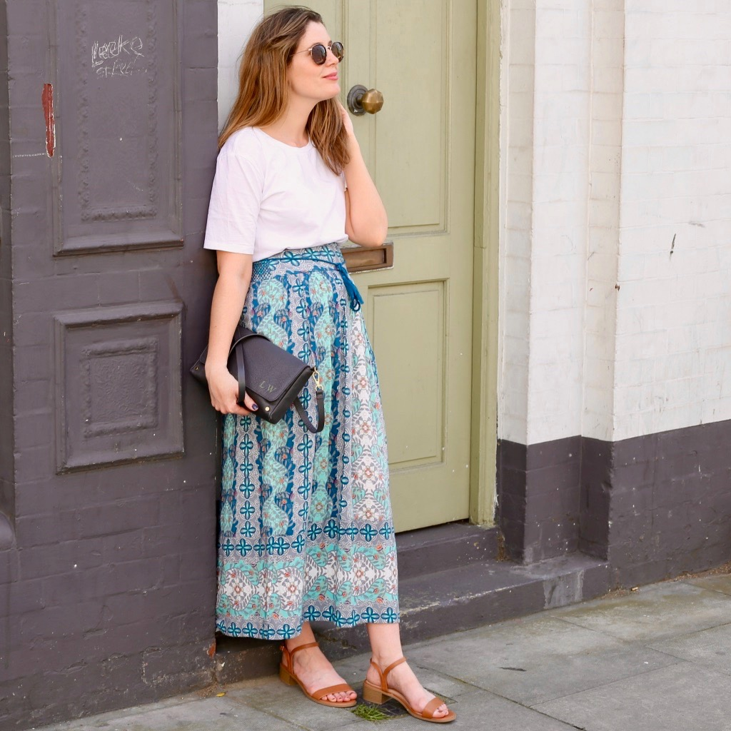 White Stuff Maxi skirt