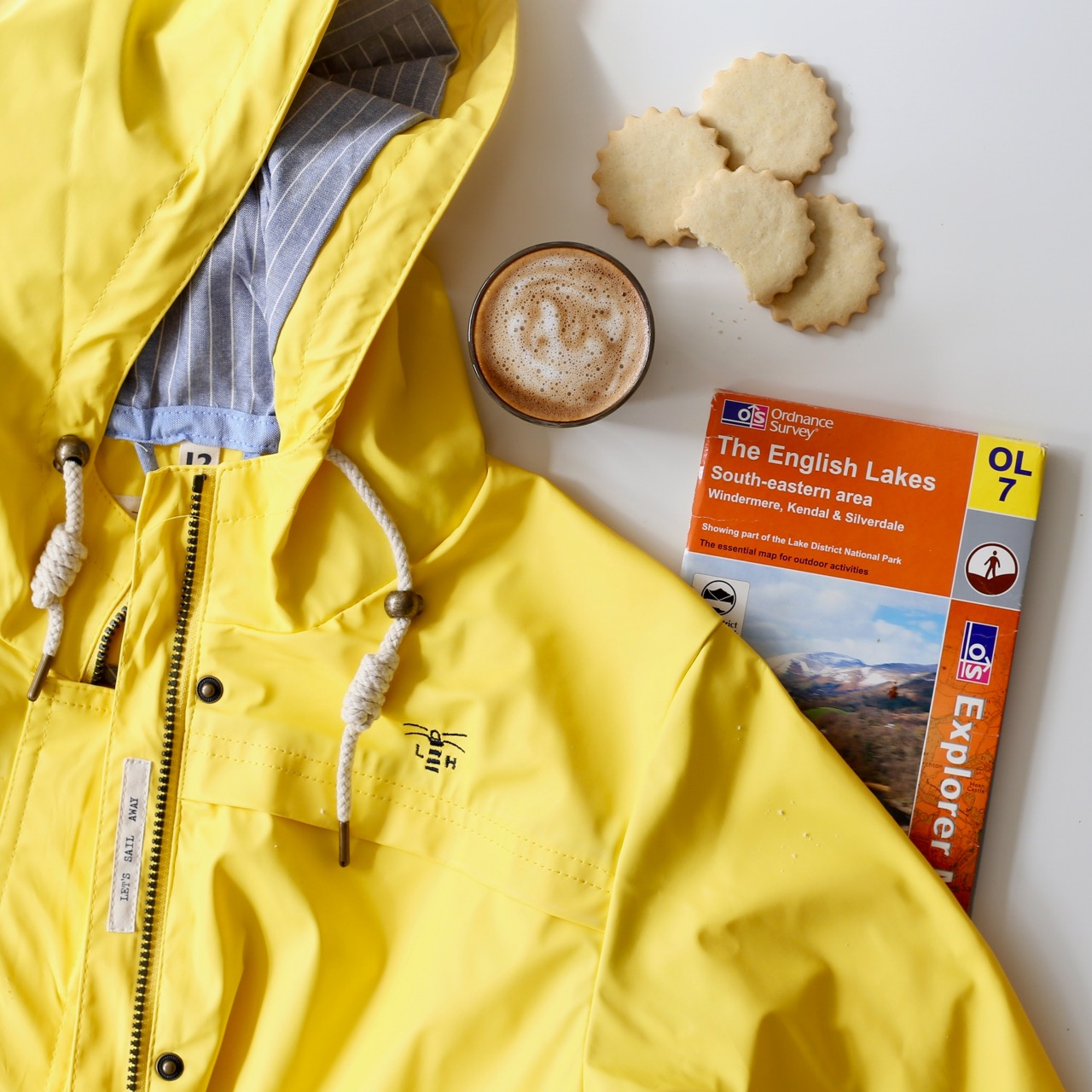 What to pack for your UK holiday with Lighthouse Clothing