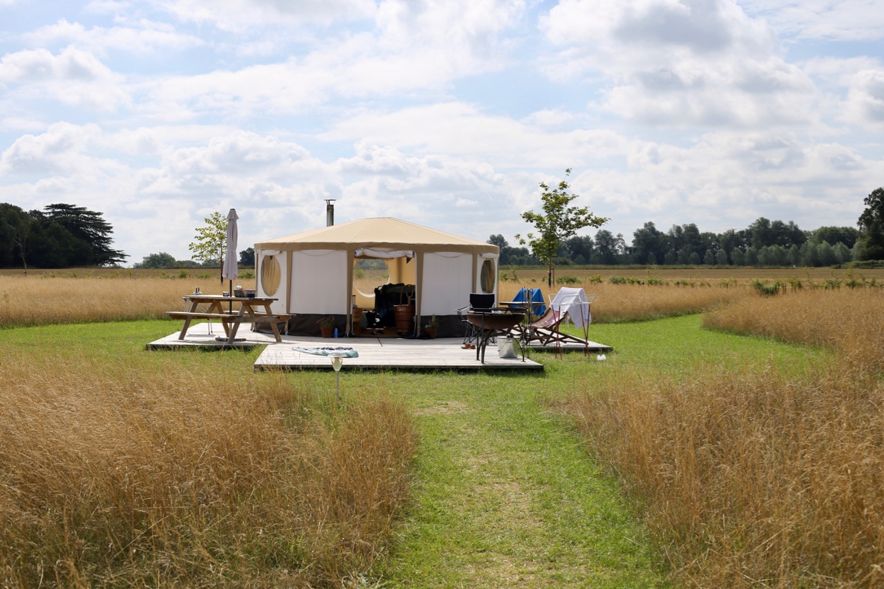 Glamping at Riddlesworth Park