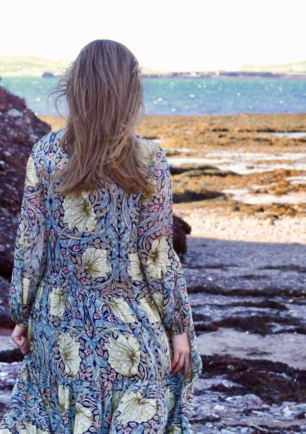 Windswept island romance