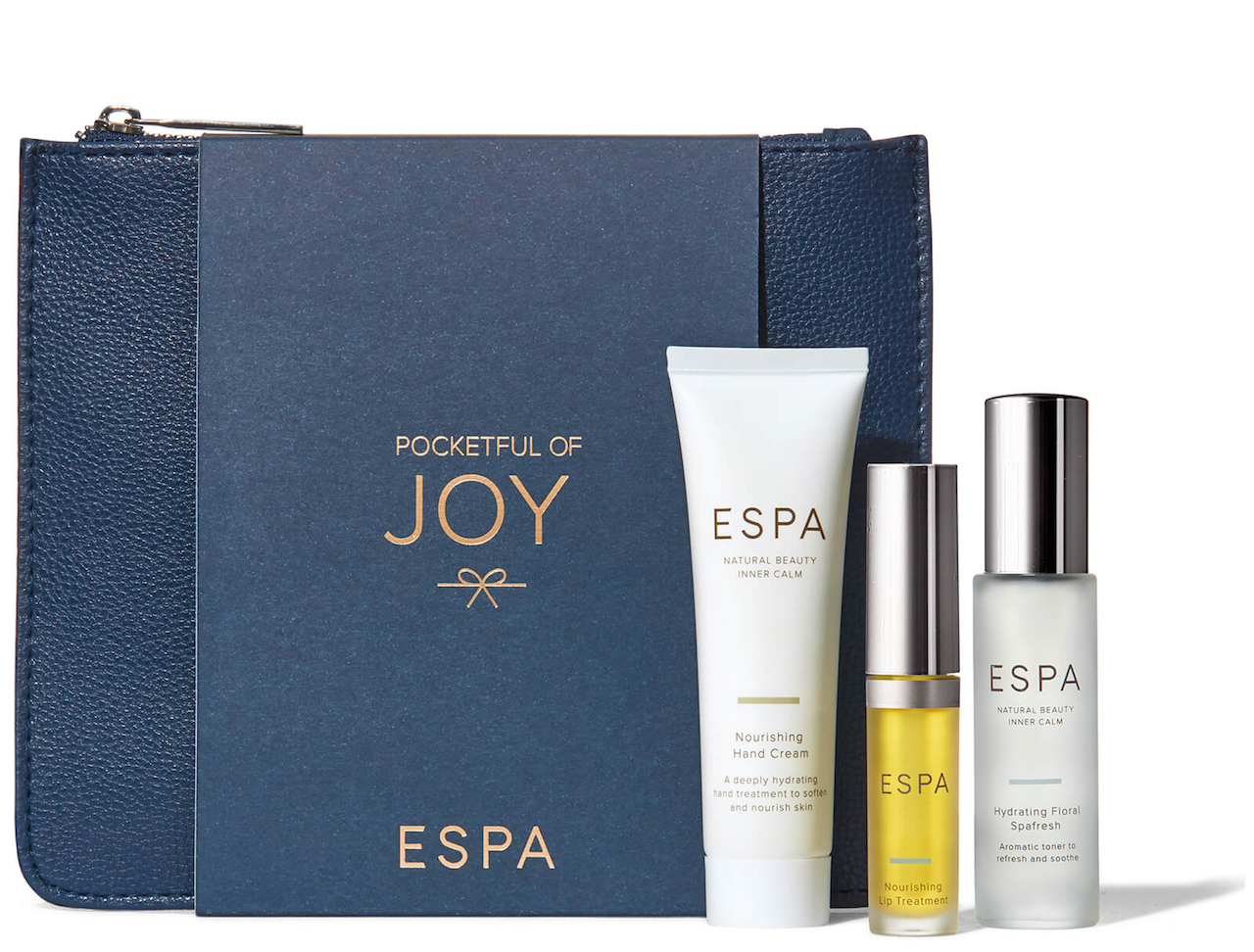 ESPA Christmas gifts at Gresham House Wellness