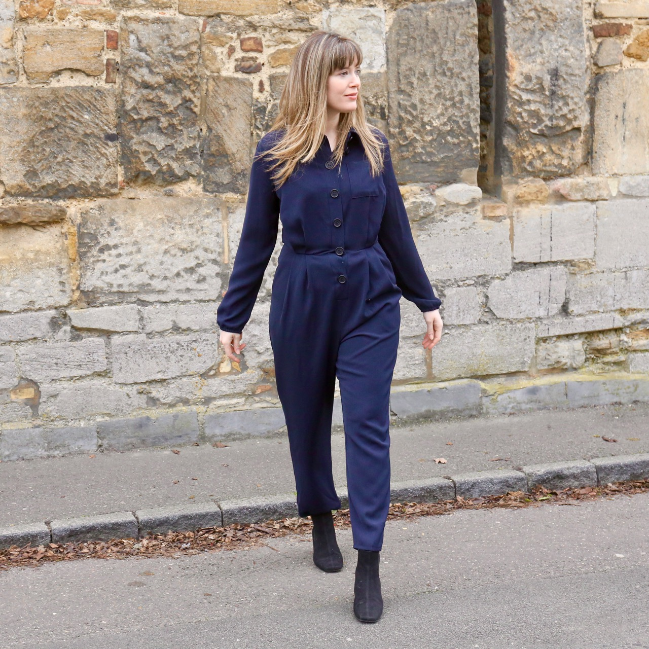 Nobody's Child women's Boiler Suit