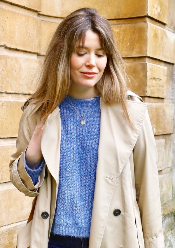 Three ways to wear a trench coat