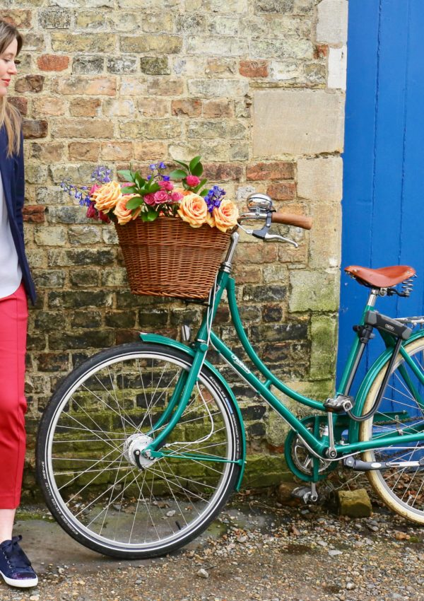 Freewheeling into spring with Moshulu