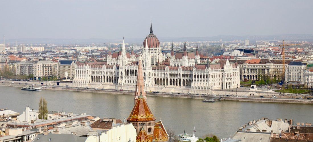An Easter break in Budapest