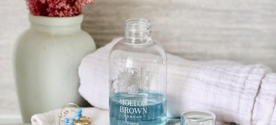 Discovering Molton Brown