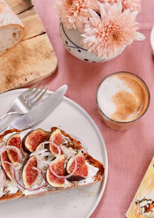 If you only do one thing this weekend… eat figs on toast
